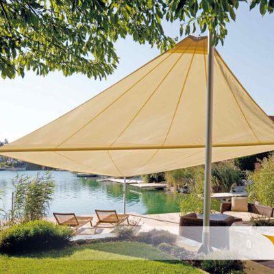 Tende a Vela a Brescia e lago di Garda Furnari Tendaggi
