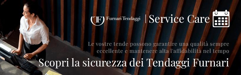 Tende per hotel Brescia, Tendaggi Furnari