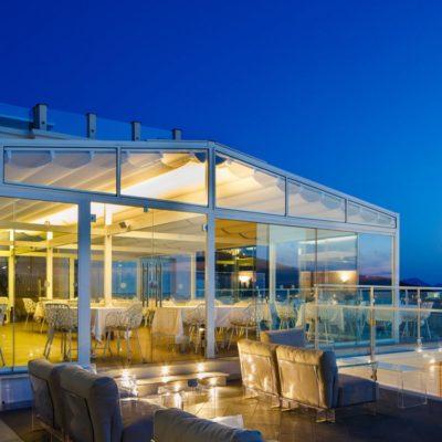 Pergole per hotel | Furnari Tendaggi | Brescia