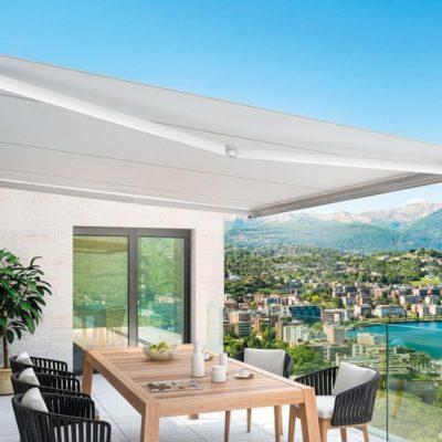 Tende da sole per hotel | Furnari Tendaggi | Brescia